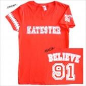 Katie Armiger Red White BB Jersey