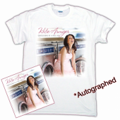 "Katie Armiger ""Nice"" Tee/Cd Bundle"